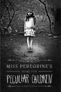Miss Peregrine's Home for Peculiar Children by Ransom Riggs - Book Cover