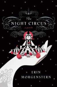 The Night Circus by Erin Morgenstern - Book Cover