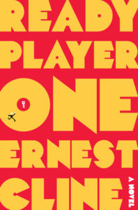 Ready Player One by Ernest Cline - Book Cover