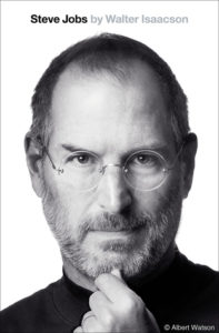 Steve Jobs by Walter Isaacson - Book Cover