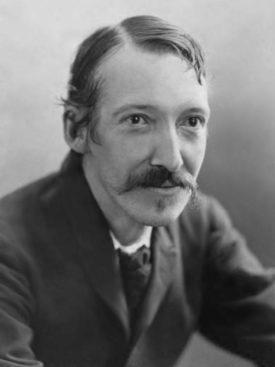 The Scottish Novelist Robert Louis Stevenson