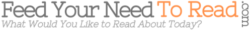 Feed Your Need to Read - Logo