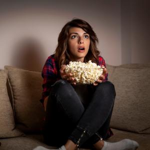 binge watch healthy snacks